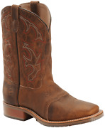 Menand039s Double-h Menand039s Ice Roper Boots Dh3560 Nib Made In Usa