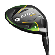 New Callaway Epic Flash Fairway Woods Men's-ladies-pick-loft-flex-shaft