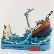 Jaws And Orca Photo Frame Universal Studios Japan Great White Shark