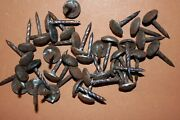 Half Inch Clavos Hammered Round Head Spanish Mission Rustic Mexican Nails