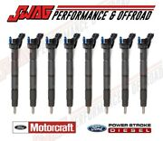 2011-2014 Ford 6.7l Powerstroke Oem Replacement Fuel Injector Set F250-550