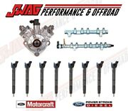 Genuine Oem Ford Hpfp Cp4 With Injectors And Lines For 11-14 6.7 Powerstroke Truck