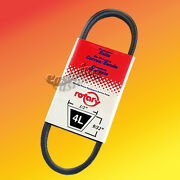 4l850 Premium 1/2 X 85 V Belt A83 Polyester Cord Heat And Oil Resist