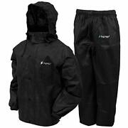 Frogg Toggs All Sport Rain Suit Assorted Colors Assorted Colors Sizes