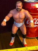 Arn Anderson Wcw Galoob Official Action Figure Wrestling Vintage Official White