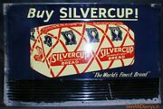 Buy Silvercup The Wolds Finest Bread Tin Vintage Sign