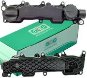 Engine Rocker Valve Cover For Ford C-max Fiesta Mk5 Focus Fusion 1.6 Tdci