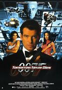 35mm Color Tomorrow Never Dies 1997 Sound Feature Film Russian Version+dts