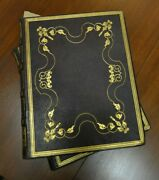 D'oyly And Mant Holy Bible 3 Volume Set Leather-bound Cambridge 1830