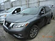 Front Clip 3.5l Without Fog Lamps Fits 13-16 Pathfinder 1055703