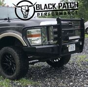 2008-2010 Ford F250 F350 Trail Fx Fx3001 Ranch Style Bumper Free Shipping