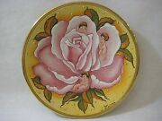 1978 Vintage Flower Children Plate By V. Tiziano Limited Edition 1849 Of 3000