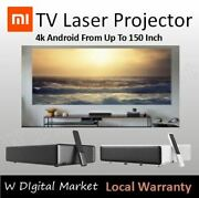 Xiaomi Mi Laser Projector Android Wemax One Pro Lumens Tv 150 Inches 1080 Full