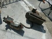 1960 60 Chevy Gmc Pickup Truck Interior Heater Duct Boxes