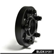 25mm X2 For Bmw 328i Sedan E90 135i Cabrio E88 550i E60 Wheel Spacers Adapters