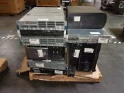Lot Of 6various Dell/cisco Servers See Notes