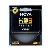 Hoya 67mm Hd3 Circular Polarizer Filter Helps To Eliminate Reflections And Glare