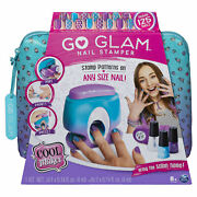 New Cool Maker Go Glam Nail Stamper Nail Studio With 5 Patterns To Decorate