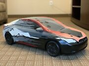 Daim Mirko Reisser And039scion Tcand039 2006 One-of-a-kind Painting On Molded Car Signed