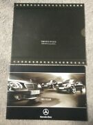 Mercedes-benz The C-class Sales Brochure 2003 The Power Of Three Rare