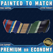 New Painted To Match - Rear Bumper Cover For 2008-2013 Nissan Altima Coupe 08-13