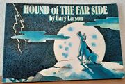 'hound Of The Far Side' Book - Signed By Gary Larson
