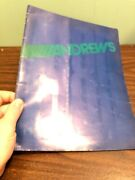 Andrews Products Catalog 1985 Motorcycle Cams Parts Gears