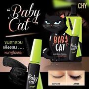 Chy Baby Cat Mascara Not Messy Waterproof Lash Stain During The Day 2g