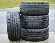 4 New Cosmo Muchomacho 275/40zr20 275/40r20 106y Xl A/s Performance Tires
