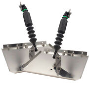 Nauticus St1290-80 Smart Tab Trim Tabs 12 X 9 18-22and039 Boats 150-240 Hp
