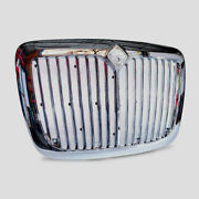 International Prostar 2008-2016 Truck Front Grille Chrome With Bug Screen