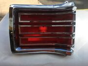 Nos 1966 Belvedere Ii Hemi Right Pass Side Tail Lamp Assy 2575134
