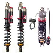 Elka Suspension Stage 4 Front And Rear Hyd Shocks Can-am Spyder F3 Limited 16-20