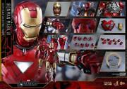 Hot Toys Mms378d17 The Avengers Iron Man Mark Vi 6 Diecast 1/6 Action Figure