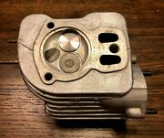Motobi Picnic 75cc Complete Cylinder Head With Valves And Springs Nos