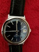 Grand Seiko Gs 6145-8000 Automatic 36000 Vph Vintage Exc Cond Ship To Us