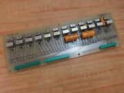 General Electric B87153444g10 Pos Relay Panel