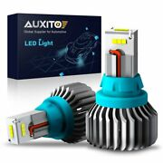 2x Auxito 921 912 W16w T15 Led Reverse Backup Light Bulb 4000lm Hid White Canbus