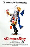 A Christmas Story Movie Poster B - 11 X 17 Inches - Peter Billingsley
