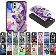 For Apple Iphone 11 6.1 2019 Shock Proof Impact Hybrid Tpu Hard Case Cover