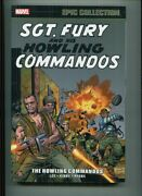 Sgt Fury And His Howling Commandos Epic Collection Trade Nm 9.6 Lee Kirby Ayers