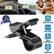 Universial Car Dashboard Clip Mount Holder Stand Cradle For Iphone Cell Phone