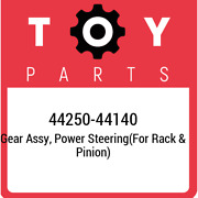 44250-44140 Toyota Gear Assy Power Steeringfor Rack And Pinion 4425044140 New