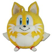 Sonic The Hedgehog Tails Ball 8 Plush Toy