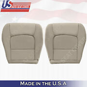For Lexus 1998-2007 Lx470 Safari Roof Rack -driver Bottom Leather Seat Cover Tan
