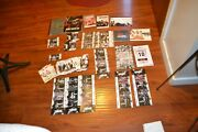 Huge Lot Of Trail Blazer Playoff Ticket Stubs And Books, Items 2008-2010