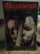 Halloween Comic 30 Years Of Terror One-shot Masters Of Horror Cover C Unread