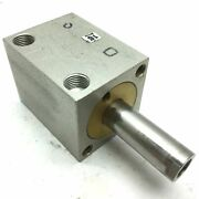 Compact S118x114 Pneumatic Cylinder Travel 1.25 1/8 Npt Bore 1-1/8