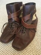 Ultra Rare Cool Vintage Mostly Leather Limited Edition Shoes Uk10.5