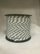 Double Braid Polyester 3/8x 300feet Roofers Elevator Ladder Lift Rope Line